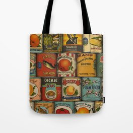 Canned in the USA Tote Bag