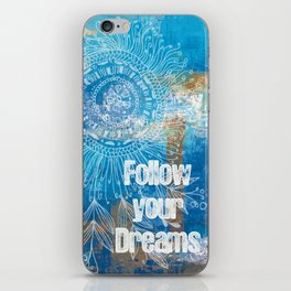 Dreams iPhone Skin