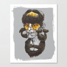 Beardhunter Canvas Print