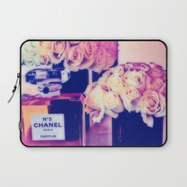CHANELNo. 5 in Color Laptop Sleeve