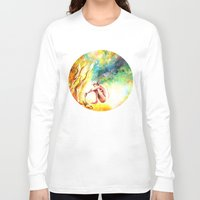 fishing Long Sleeve T-shirts featuring FISHING by danyDINIZ