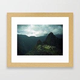 Machu Picchu NO3 Framed Art Print