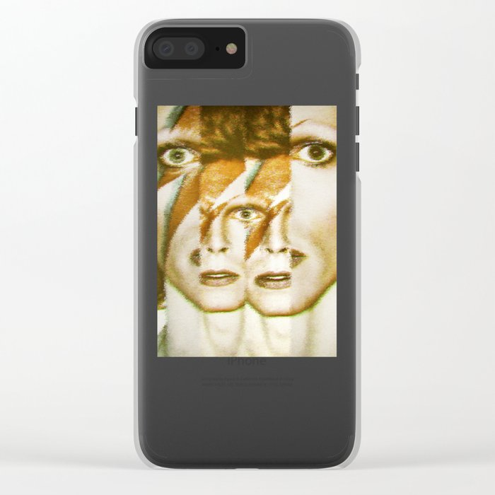 To Be Played At Maximum Volume Clear iPhone Case