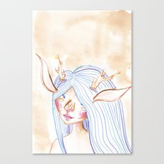 Faunish Canvas Print