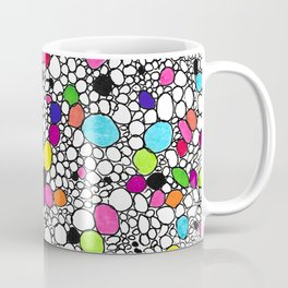 Circles and Other Shapes and colors Coffee Mug