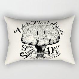 We'll Meet Again Some Sunny Day Rectangular Pillow