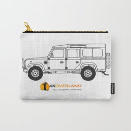 Land Rover Defender 4xOverland Carry-All Pouch