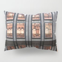 Old meets new Glasgow Pillow Sham
