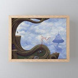 Echo Framed Mini Art Print