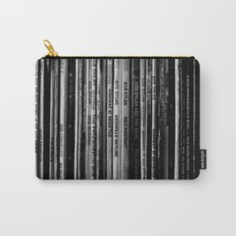 Folk Rock Records Carry-All Pouch