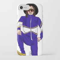 snl iPhone & iPod Cases featuring snl Harry by believeinbritboys