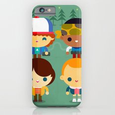 Stranger and things iPhone 6s Slim Case