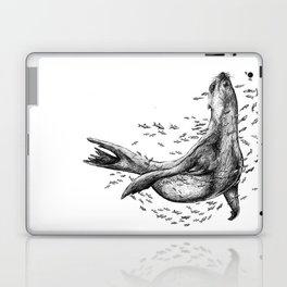 Seal and Fish Laptop & iPad Skin