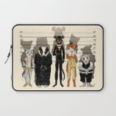 Unusual Suspects Laptop Sleeve