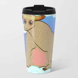 Holy Cow Metal Travel Mug
