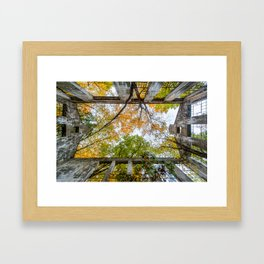 The old mill Framed Art Print