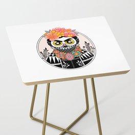Self-Portrait Side Table