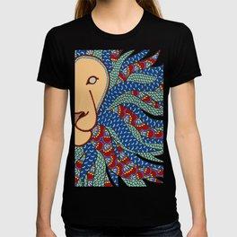 Henna Lion T-shirt