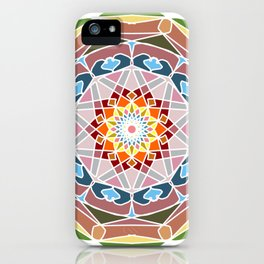 Holi festival colors iPhone Case
