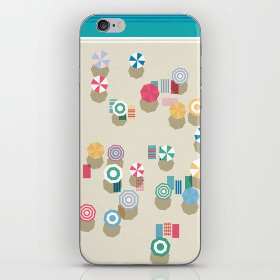 Summer High iPhone & iPod Skin