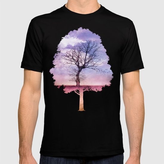 ATMOSPHERIC TREE | Early Spring T-shirt