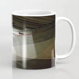 Brno Underground Garage Coffee Mug