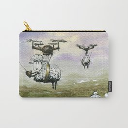 Self Determinism Carry-All Pouch