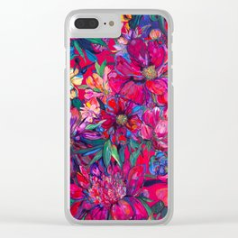 How Does Your Garden Grow Clear iPhone Case