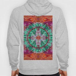 Firebird Eye of the Sky Mandala Hoody