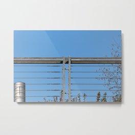 Bridge 1 Metal Print