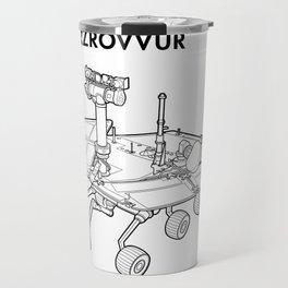 MARZRÖVVUR Travel Mug