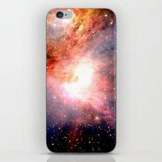 Space Nebula iPhone & iPod Skin