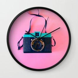 My Diana F+ Wall Clock