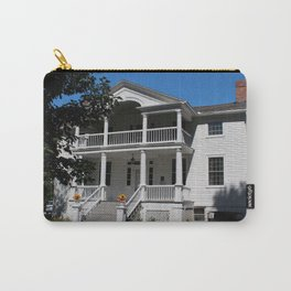 Wolcott House I Carry-All Pouch
