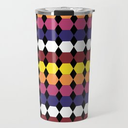 Colorbars Travel Mug