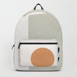 Minimal Shapes No.38 Backpack