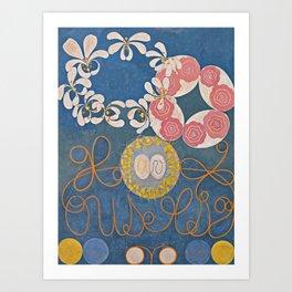 Hilma af Klint 2 Art Print