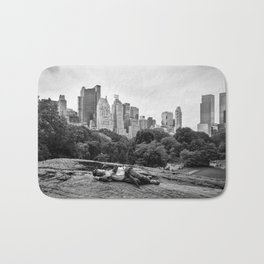 New York Sleeper Bath Mat