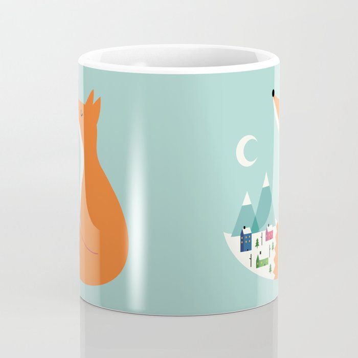 Winter Dreams Coffee Mug
