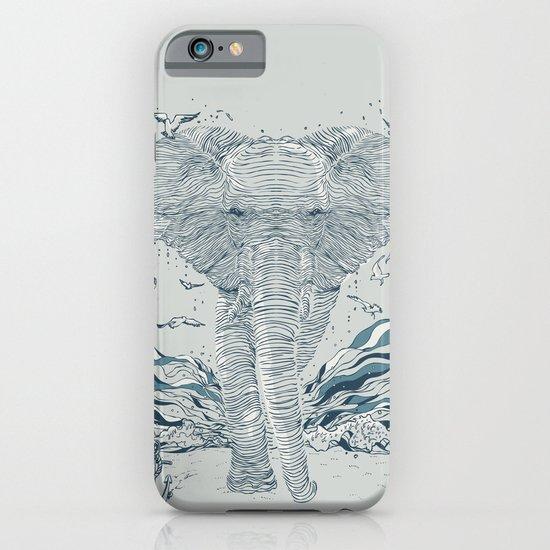 THE OCEAN SPIRIT iPhone & iPod Case