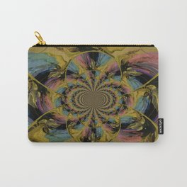 Golden Beetle Carry-All Pouch