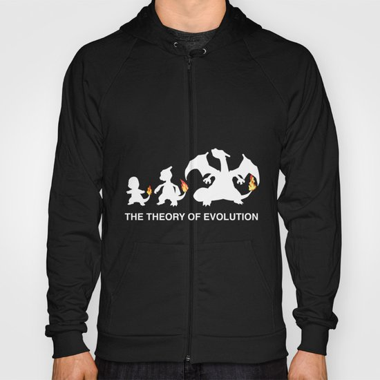 The Theory of Evolution  Hoody