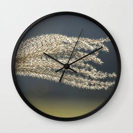 Ornamental Wall Clock