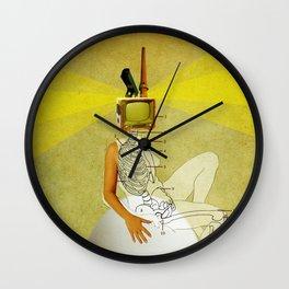 OsterBunny Wall Clock