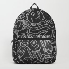 Doodle Monsters Backpack