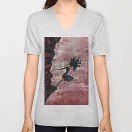 A Dream Suicide Unisex V-Neck