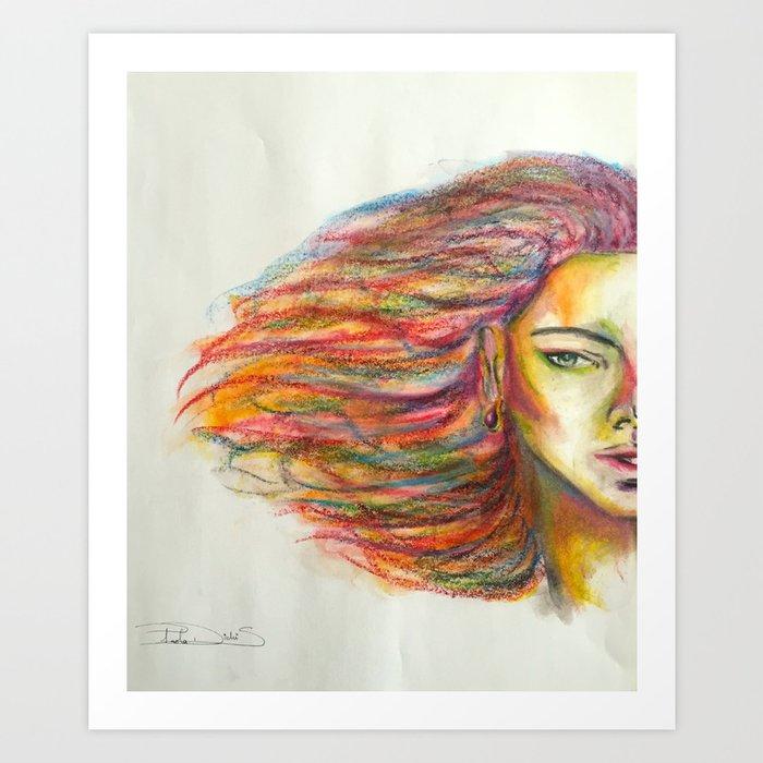 Trendy Art Print