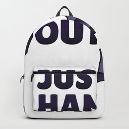 Bat - Just hangin out Backpack