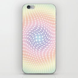 """Circles II"" iPhone Skin"