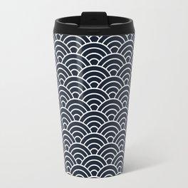 Seigaiha Travel Mug